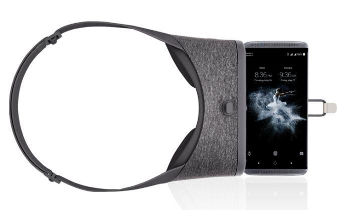 Obrázek: Nejlevnější telefon s Google Daydream? ZTE Axon 7 dostal v aktualizaci Android N