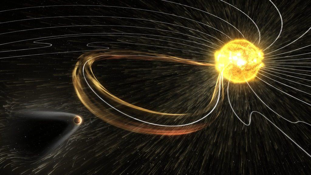 Obrázek: Mars dříve vypadal jako Země: Obyvatelným by se mohl stát díky obřímu magnetu