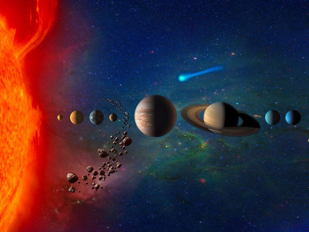 Obrázek: Lidstvo by mělo do 100 let osídlit nové planety, zůstávat pouze na Zemi je sebevražda
