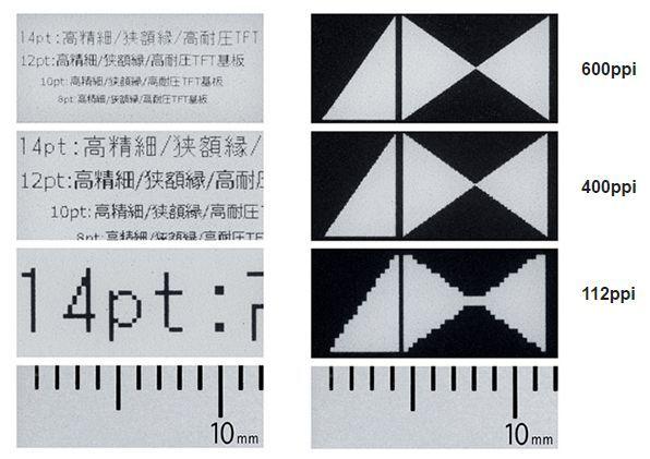 Obrázek: Displej jemnější než papír: Nový elektronický inkoust překoná i iPhone 7