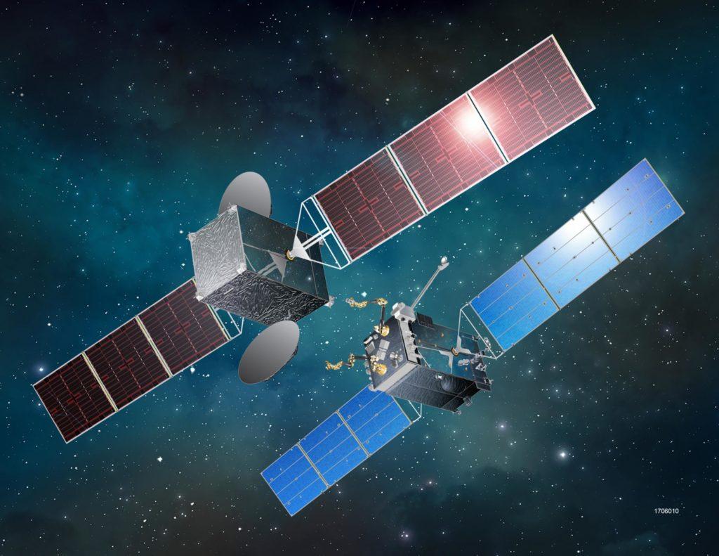 Obrázek: Čerpací stanice ve vesmíru bude do čtyř let. Prodlouží život satelitům, omezí kosmický šrot