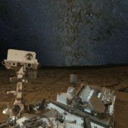 Obrázek: Běžný den a noc na Marsu. Podívejte se na 360° fotografie od Curiosity